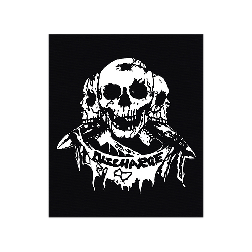 BackPatch DISCHARGE Canvas