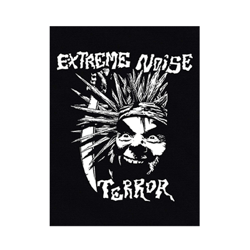PATCH EXTREME NOISE TERROR 'Killer Punk'