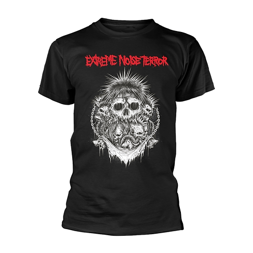 EXTREME NOISE TERROR T-Shirt Grinders Inc