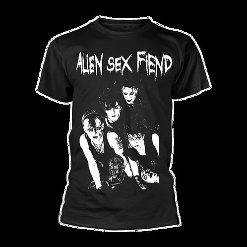 T-Shirt ALIEN SEX FIEND