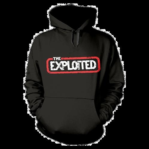 Hooded Sweatshirt EXPLOITED Let's Start A War