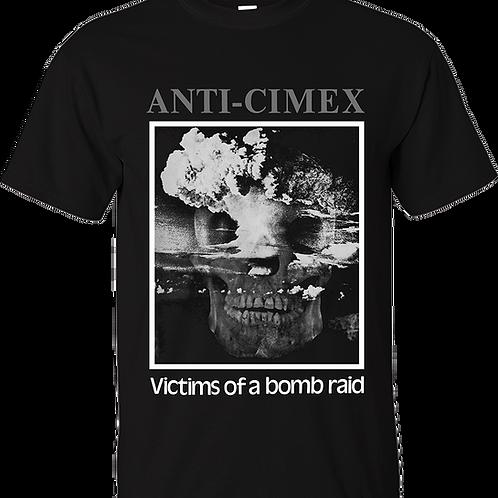 "T-Shirt ANTI CIMEX ""Victims of a Bombraid"""
