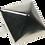 Thumbnail: PYRAMID METAL STUDS 10mm