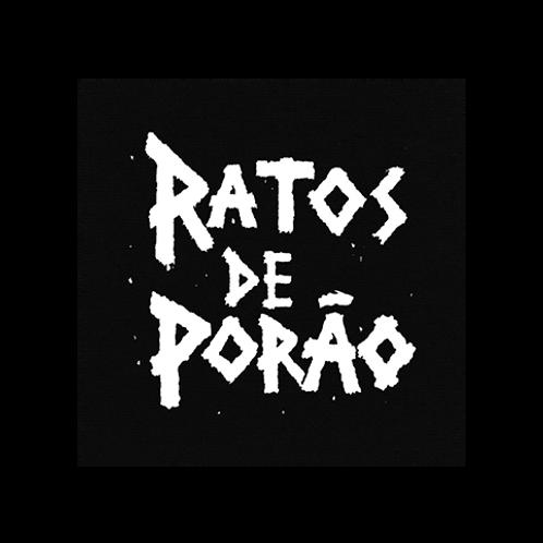 RATOS DE PORAO 'logo' PATCH