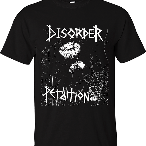 "T-Shirt DISORDER ""PERDITION"""