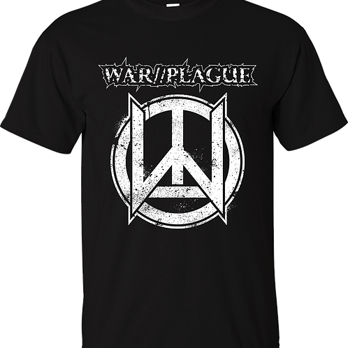"T-Shirt WAR//PLAGUE ""logo"""