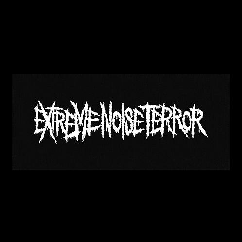 PATCH EXTREME NOISE TERROR 'logo'