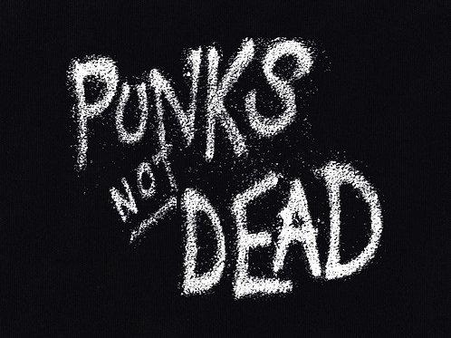 Punks not Dead PATCH
