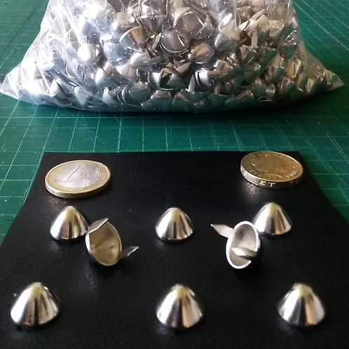 STUDS DOMED CONICAL METAL