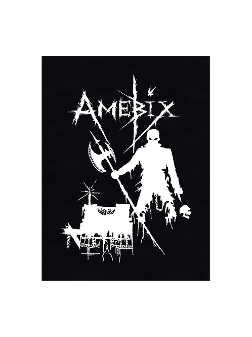 AMEBIX 'The Axeman' PATCH