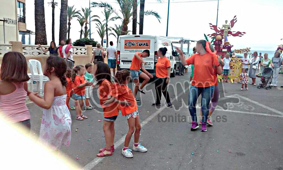 ANIMACIÓN,FIESTAS DE BARRIO,COLEGIOS