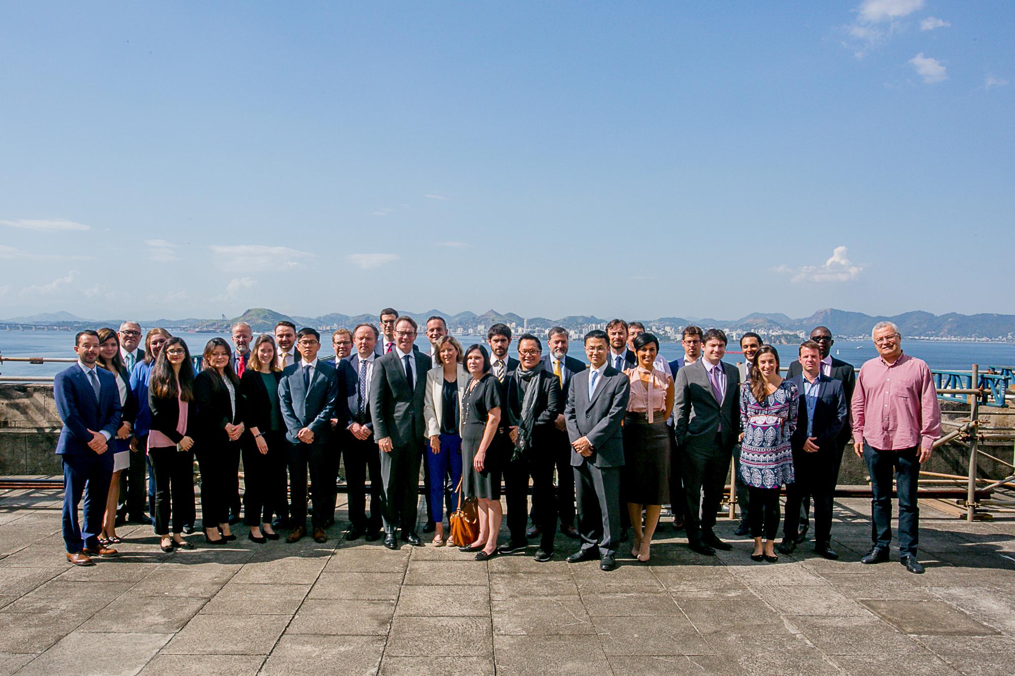 Fourth SIF meeting in Rio de Janeiro