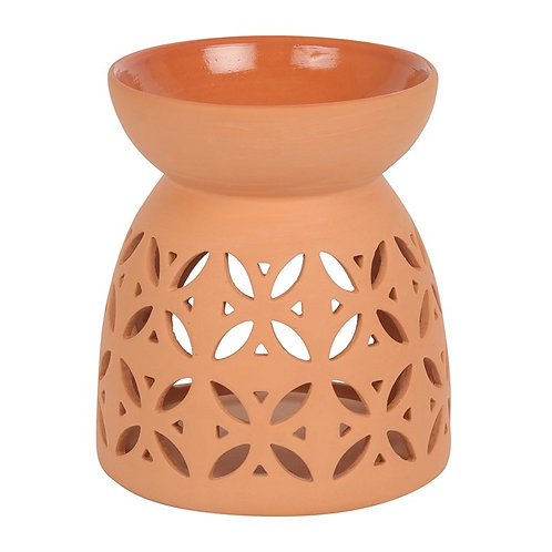 Moroccan Cut Out Oil Burner