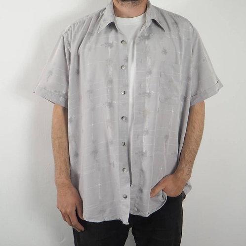 Vintage Grey D+M 90's Shirt -XL