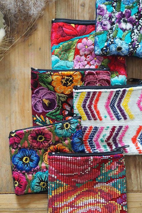Fair Trade Huipil Purse