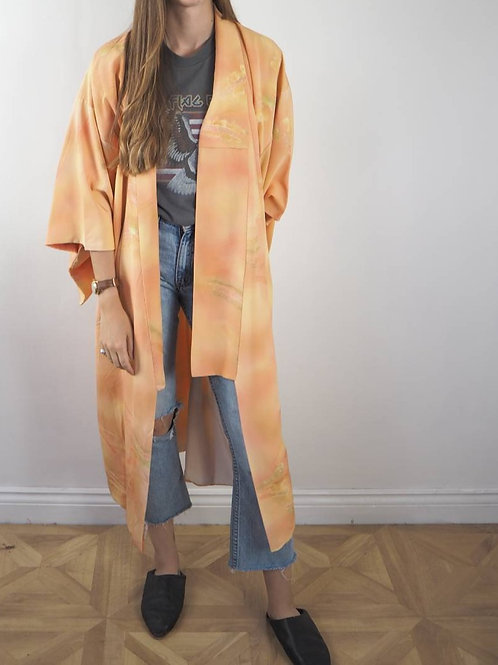 Vintage Sunset Kimono - 8-18UK