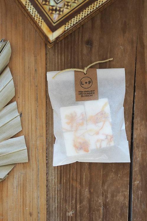Mid-Summer Blossom Wax Melts