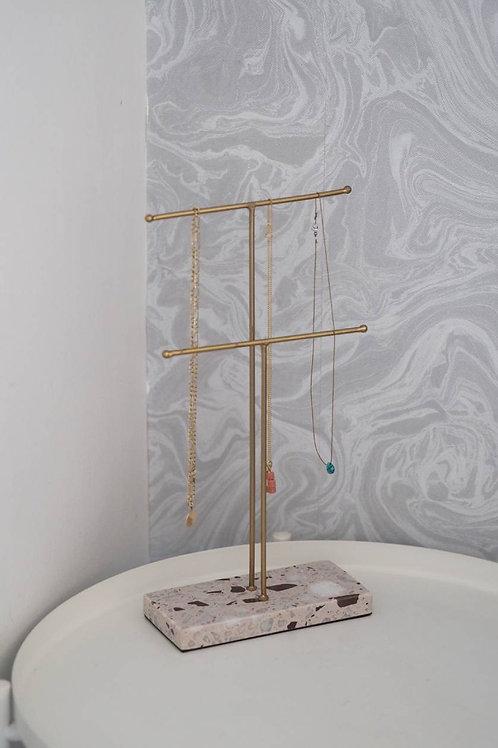 Terrazzo Jewellery Stand