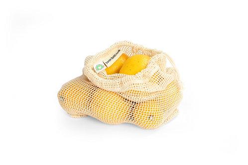Medium Organic Cotton Grocery Bag