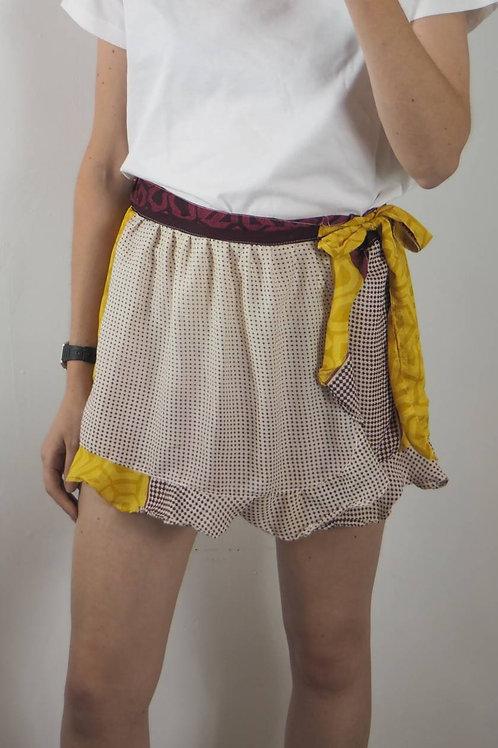 Re-Sari Frill Shorts 03 - 8-14UK