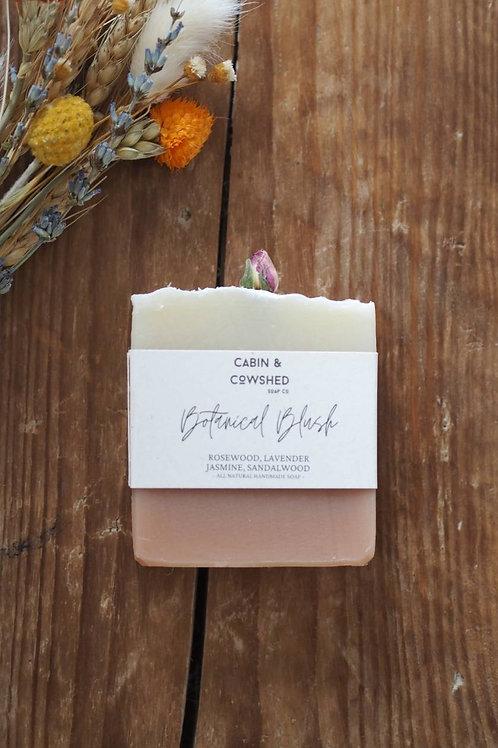 Botanical Blush Soap