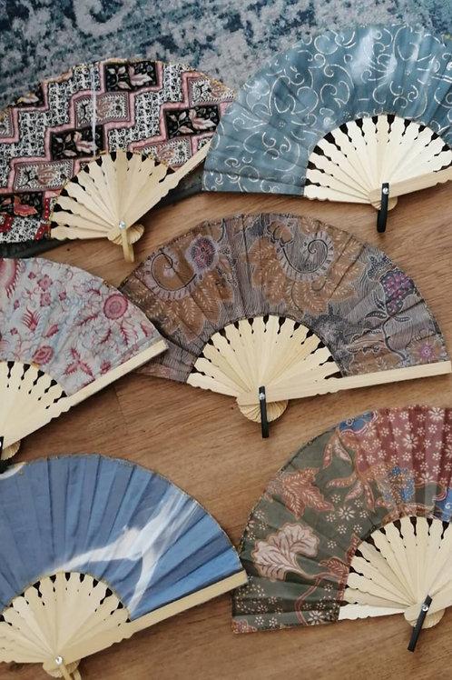Bali Batik Fan