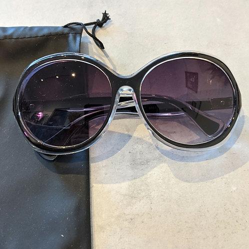 Black Large Sunglasses