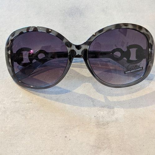 Grey Tortoiseshell Sunglasses
