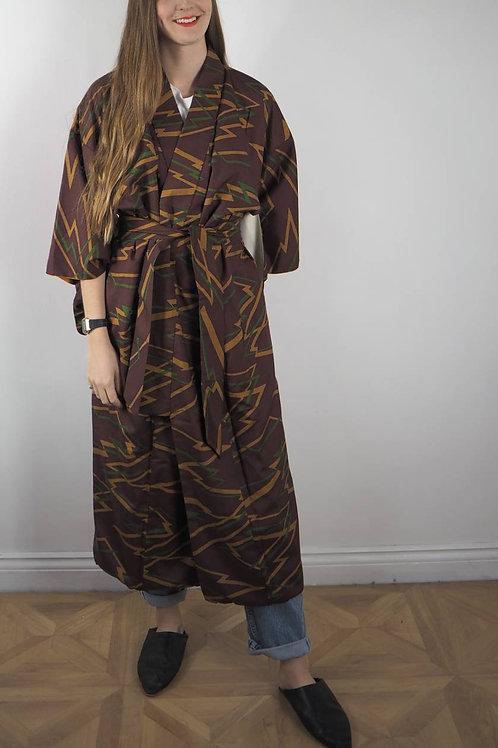 Vintage Serengeti Kimono - 8-18UK