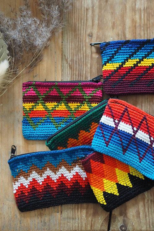 Fair Trade Crochet Purse
