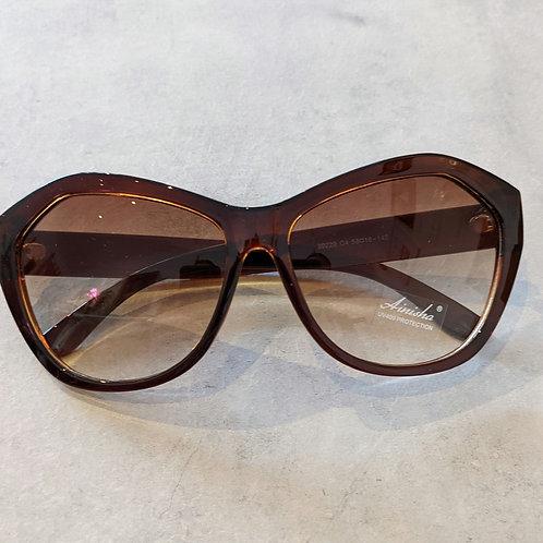 Large Brown Sunglasses
