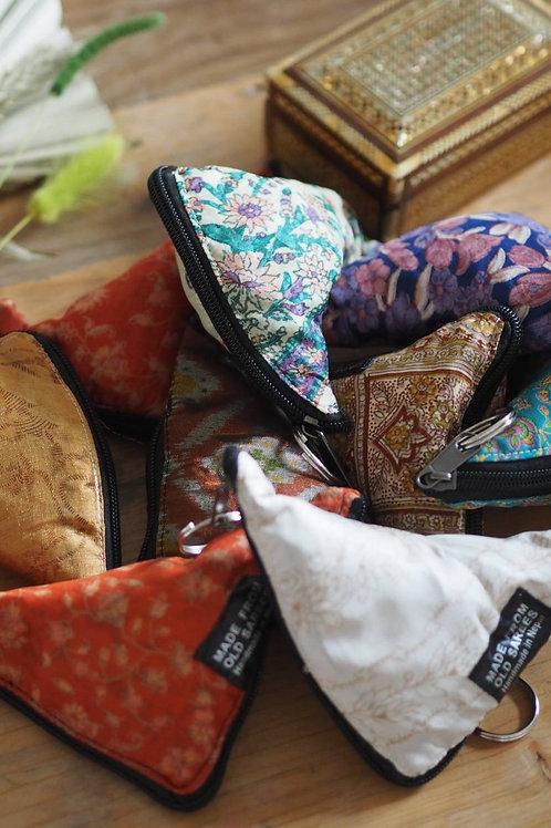 Recycled Sari Bag