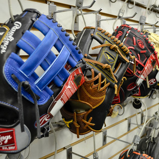 Variety of Gloves