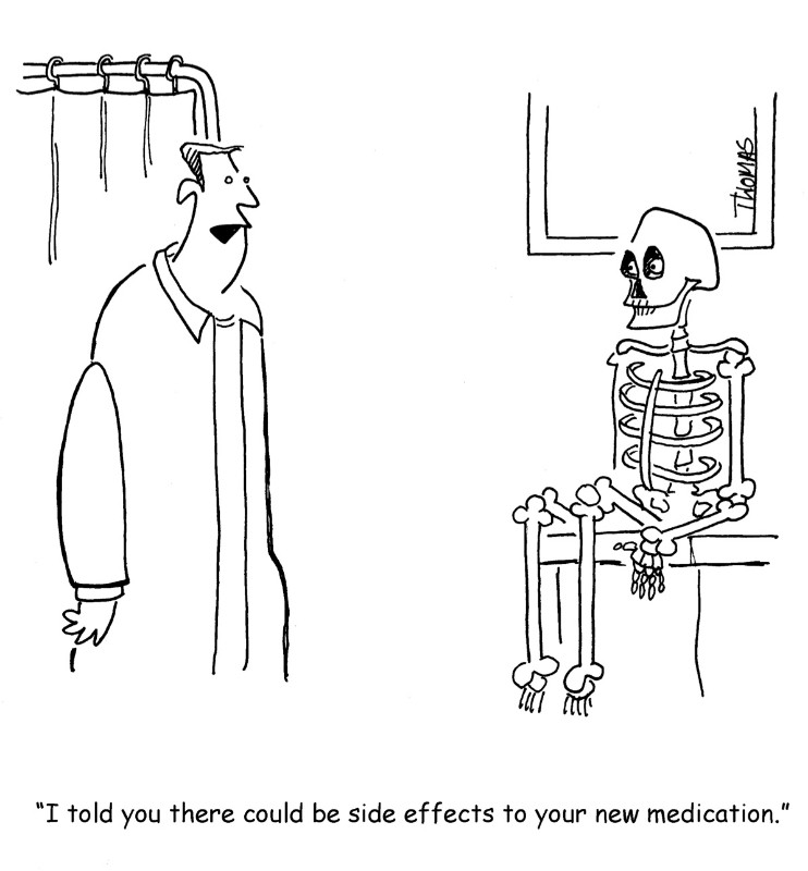 Skeleton Side Effects