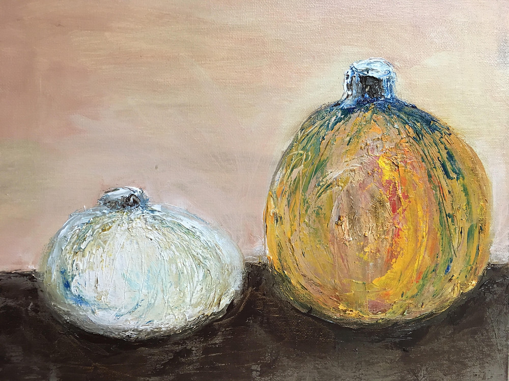 Two Gourds