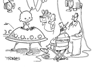 Welcome the Weekend with Some Cartoons!