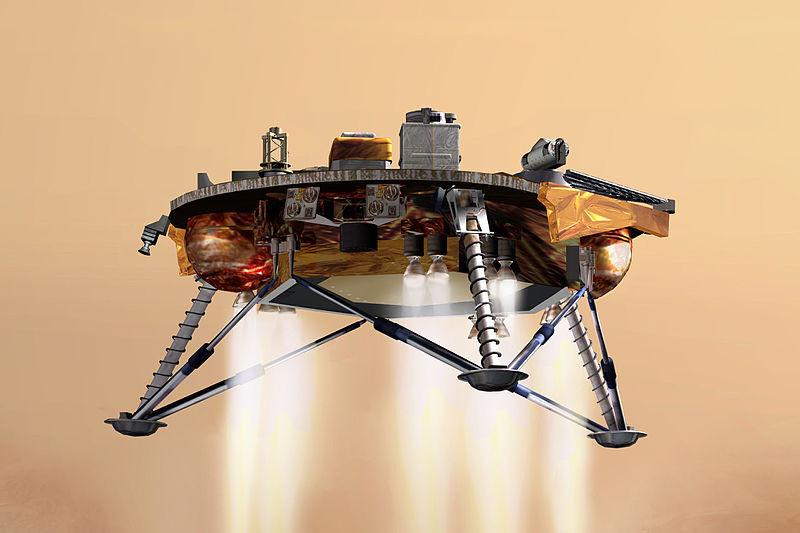 Phoenix Landing Probe