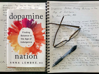 Book Review: Dopamine Nation: Finding Balance in the Age of Indulgence by Anna Lembke, MD
