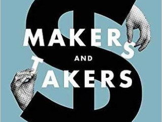 Book Review: Makers and Takers: The Rise of Finance and The Fall of American Business