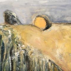 Precipice after Joan Eardley