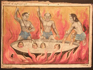 Buddhist Hells—Scary (but Redemptive)