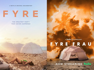 Tale of Two Documentaries and the Failure of Fyre Festival