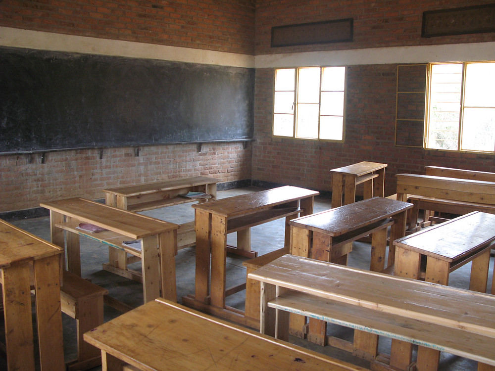 Schoolhouse Classroom