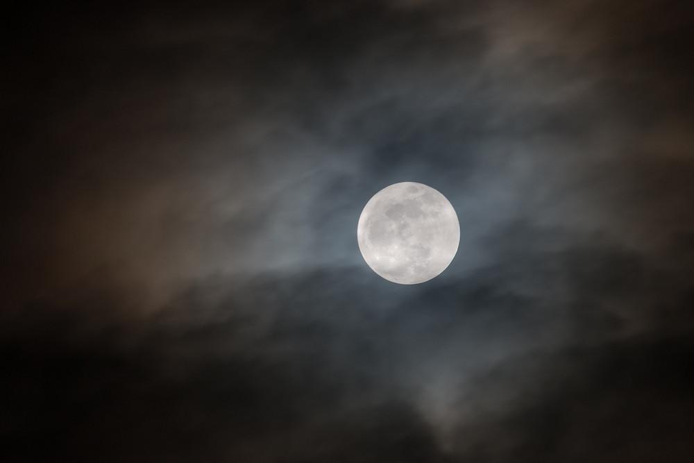 Moon Fog