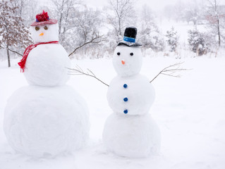 Snowmen: One of Winter's Best Features