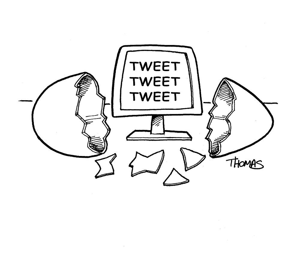 Tweet Egg