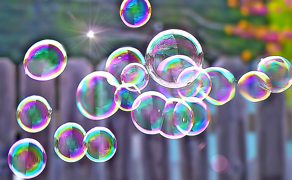 Bubbles in the Backyard