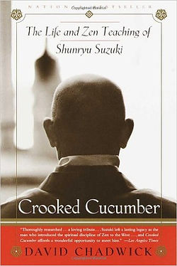 Crooked Cucumber by David Chadwick