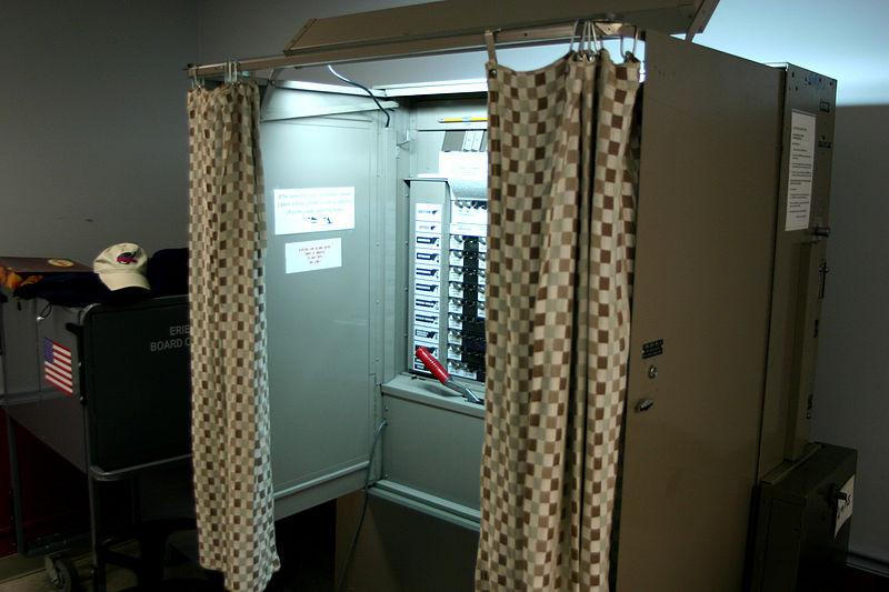 Ballot Booth