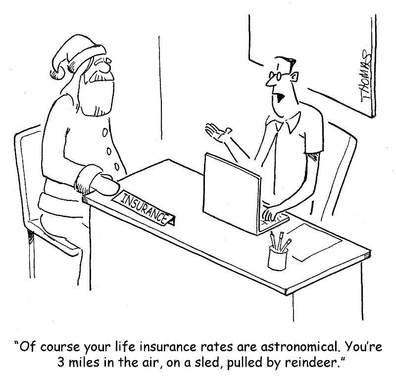 Santa Insurance